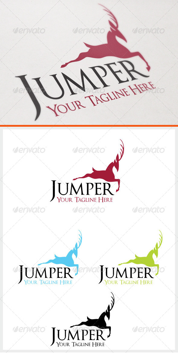 GraphicRiver Jumper 6570355