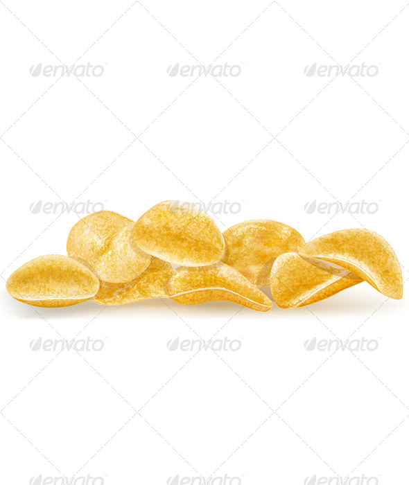 GraphicRiver Potato Chips 6530041