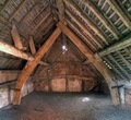 Cruck constructed Granary - PhotoDune Item for Sale