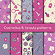 Cosmetics Seamless Pattern - GraphicRiver Item for Sale