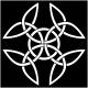 Celtic Quaternary knot  - GraphicRiver Item for Sale