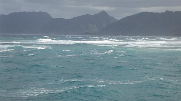 Turquoise Blue Hawaiian Ocean