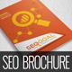 SEO Goal : SEO Services Bi-fold Brochure - GraphicRiver Item for Sale