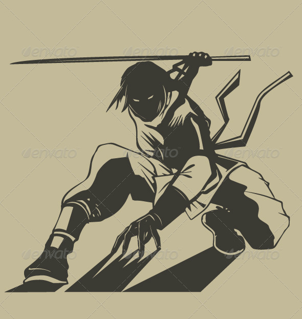 GraphicRiver Ninja 6574502