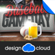 Baseball Game Day and World Series Flyer - GraphicRiver Item for Sale