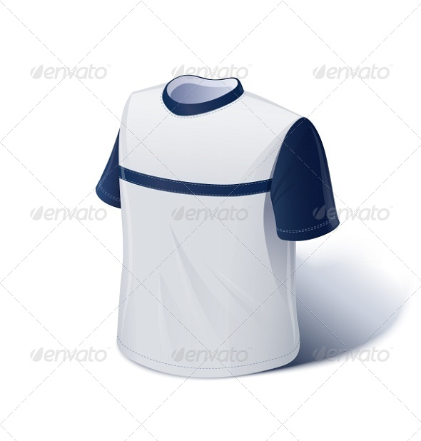 GraphicRiver T-Shirt Sports Wear 6575309