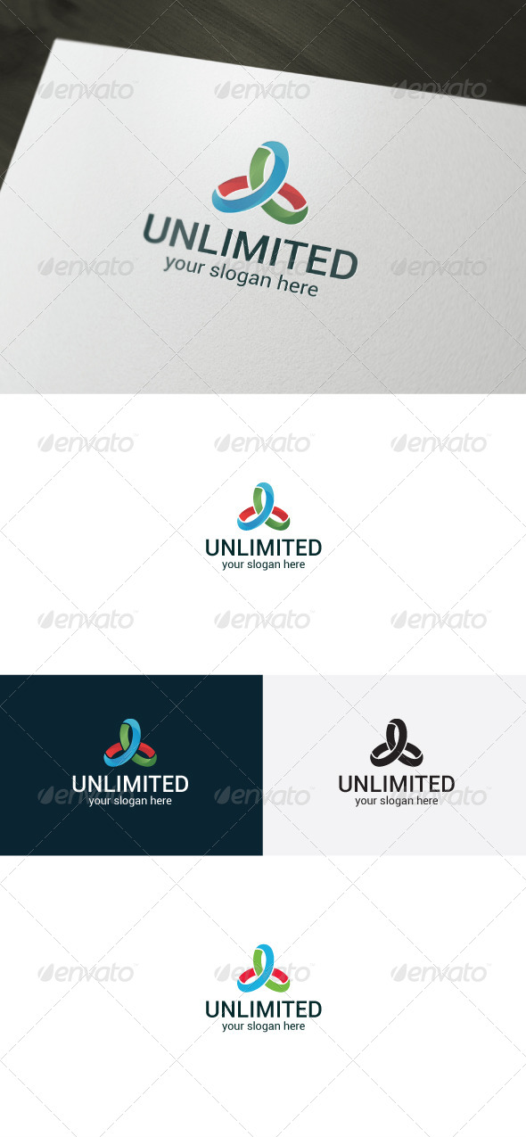 GraphicRiver Unlimited Logo 6576005