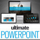 Ultimate Multipurpose Business PowerPoint - GraphicRiver Item for Sale