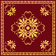 Traditional Red and Gold Greek Ornament - GraphicRiver Item for Sale