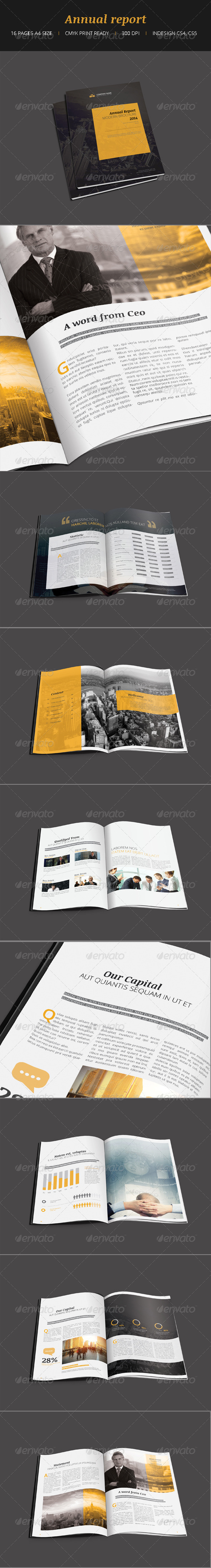 GraphicRiver Annual report II 6578586