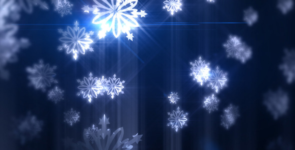 Magic Snowflakes 2