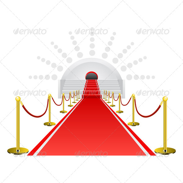 GraphicRiver Red Carpet 6579115
