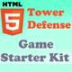 HTML5 Tower Defense Game Starter Kit
