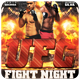 UFC Fight Night - Flyer - GraphicRiver Item for Sale