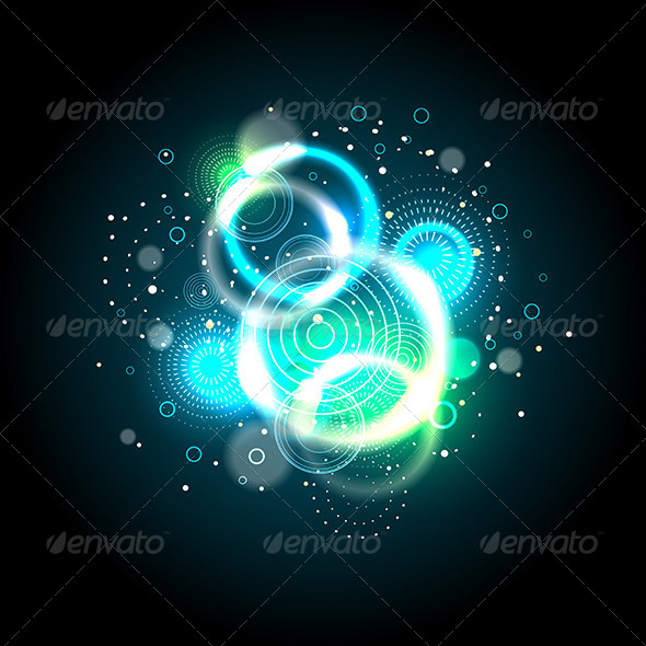 GraphicRiver Abstract Fireworks 6581429