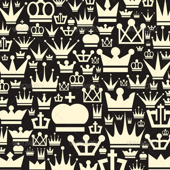 GraphicRiver Crown a Background 6581710