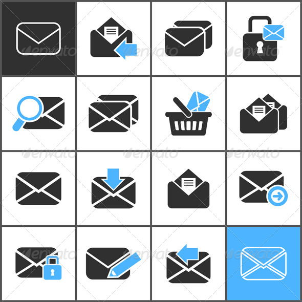 GraphicRiver Letter an Icon 3 6581746
