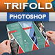 Corporate Trifold Brochure V16 - GraphicRiver Item for Sale