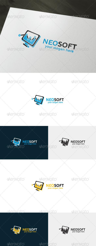GraphicRiver Neosoft Logo 6563427