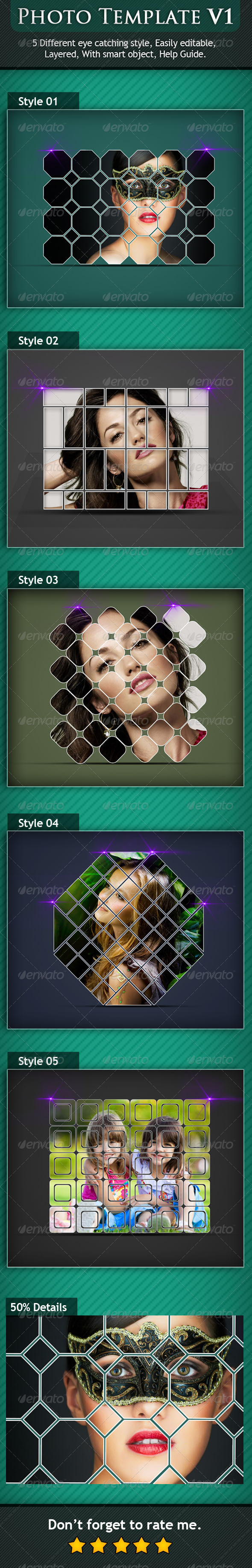 GraphicRiver Photo Template V1 6583986
