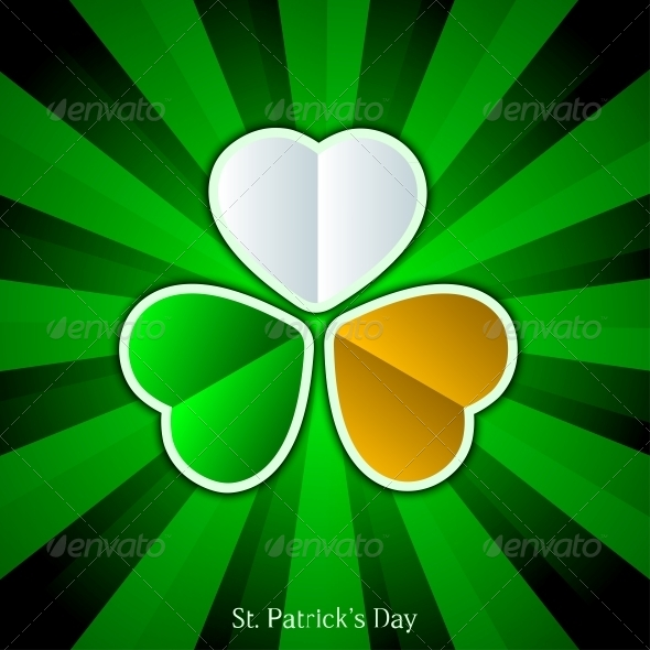 GraphicRiver St Patrick s Day Background 6584343