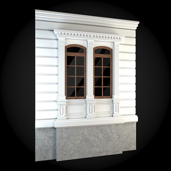 3DOcean Wall 020 6584430