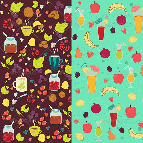 GraphicRiver Fruits 6584766