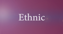Ethnic Influences