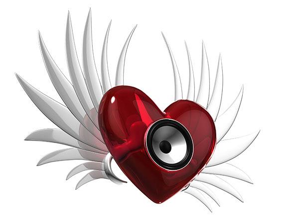 3DOcean Sound Heart 6587403