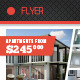 The Realtors Flyer Template - GraphicRiver Item for Sale