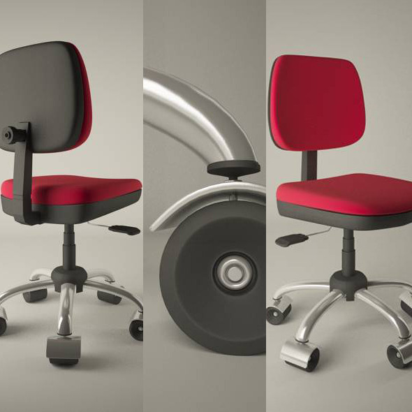 Office_chair - 3DOcean Item for Sale