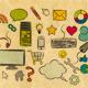 Handdrawn Web Designer Elements - GraphicRiver Item for Sale