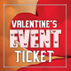 Valentine's Day TICKET - GraphicRiver Item for Sale