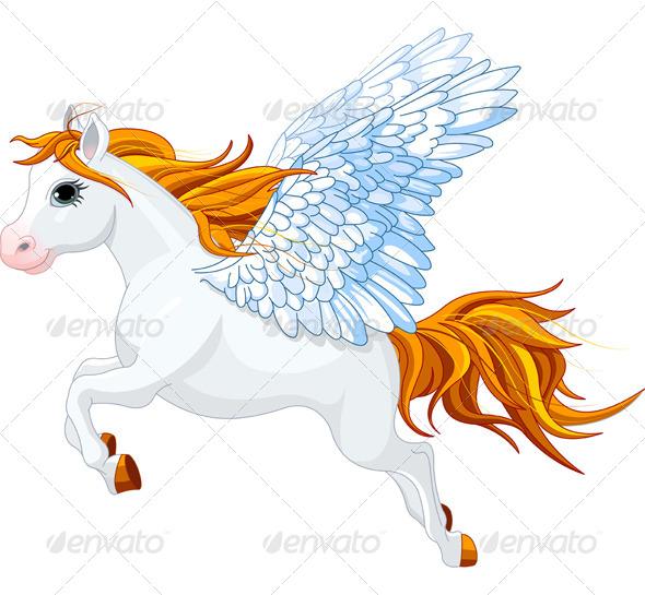 GraphicRiver Pegasus 6588644