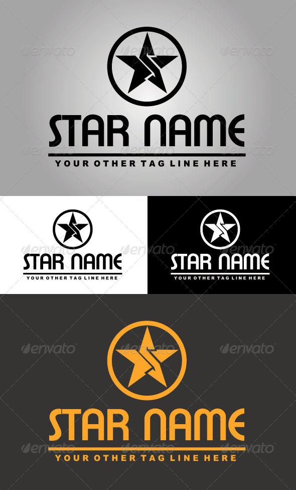 GraphicRiver Star Logo 6575681