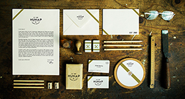 Stationery and Branding Mock-Ups