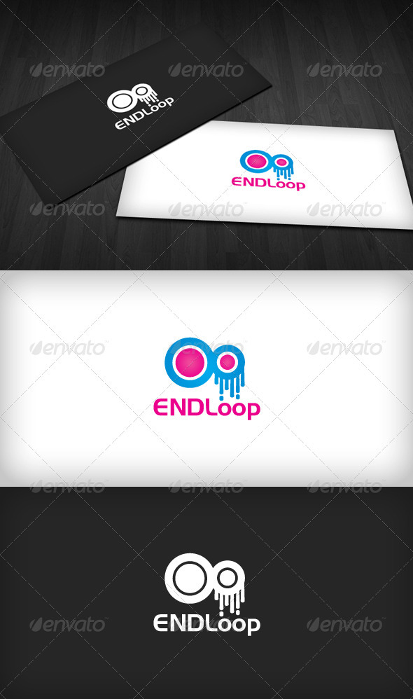 EndLoop Logo - Symbols Logo Templates