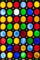 multicolor stained window glass - PhotoDune Item for Sale