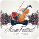 Music Festival - Flyer - GraphicRiver Item for Sale