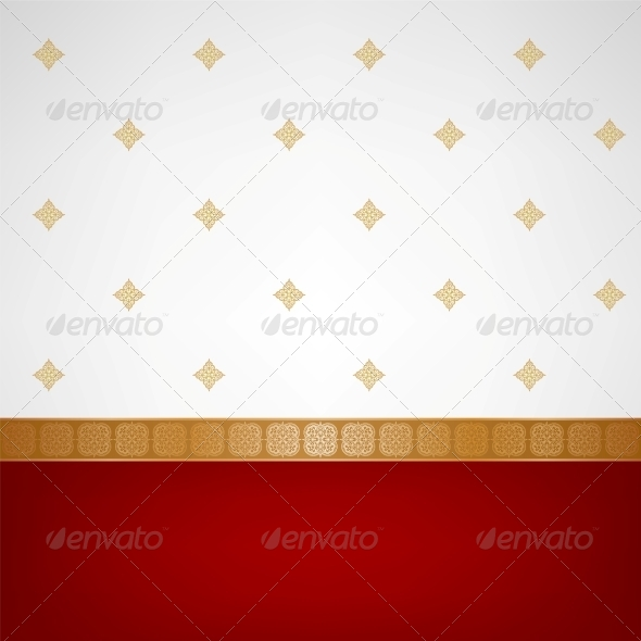 GraphicRiver Indian Background 6591811