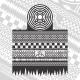 Warrior Totem Art Tattoo - GraphicRiver Item for Sale