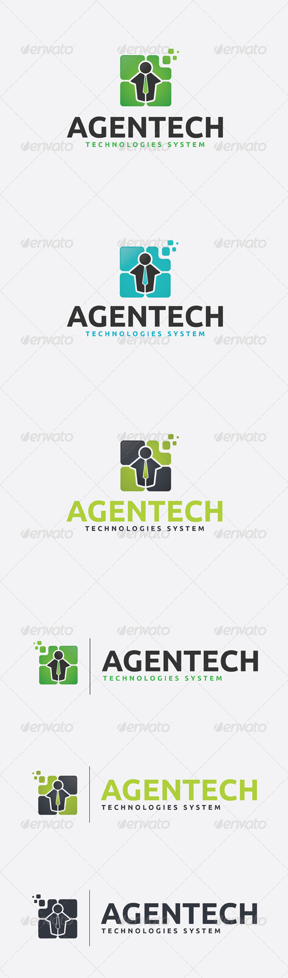 GraphicRiver Agen Staff Logo 6591948