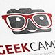 Geek Camera Logo - GraphicRiver Item for Sale