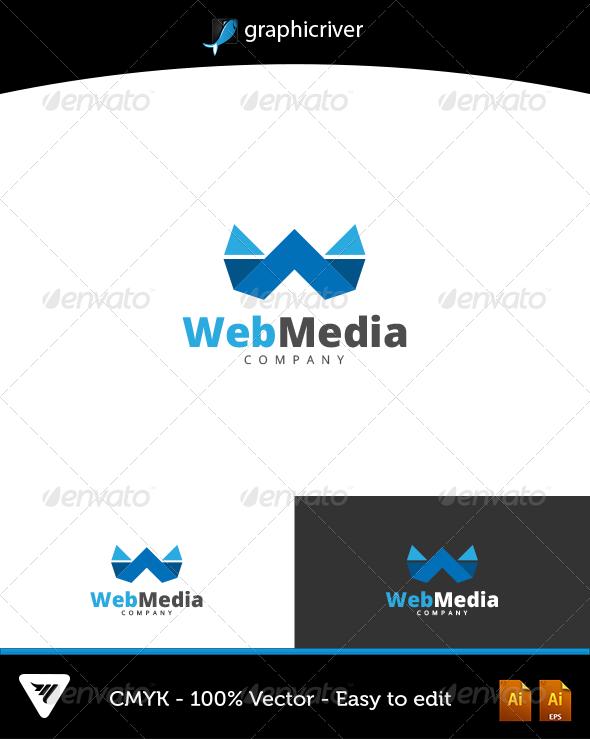 GraphicRiver Webmedia Logo 6593003