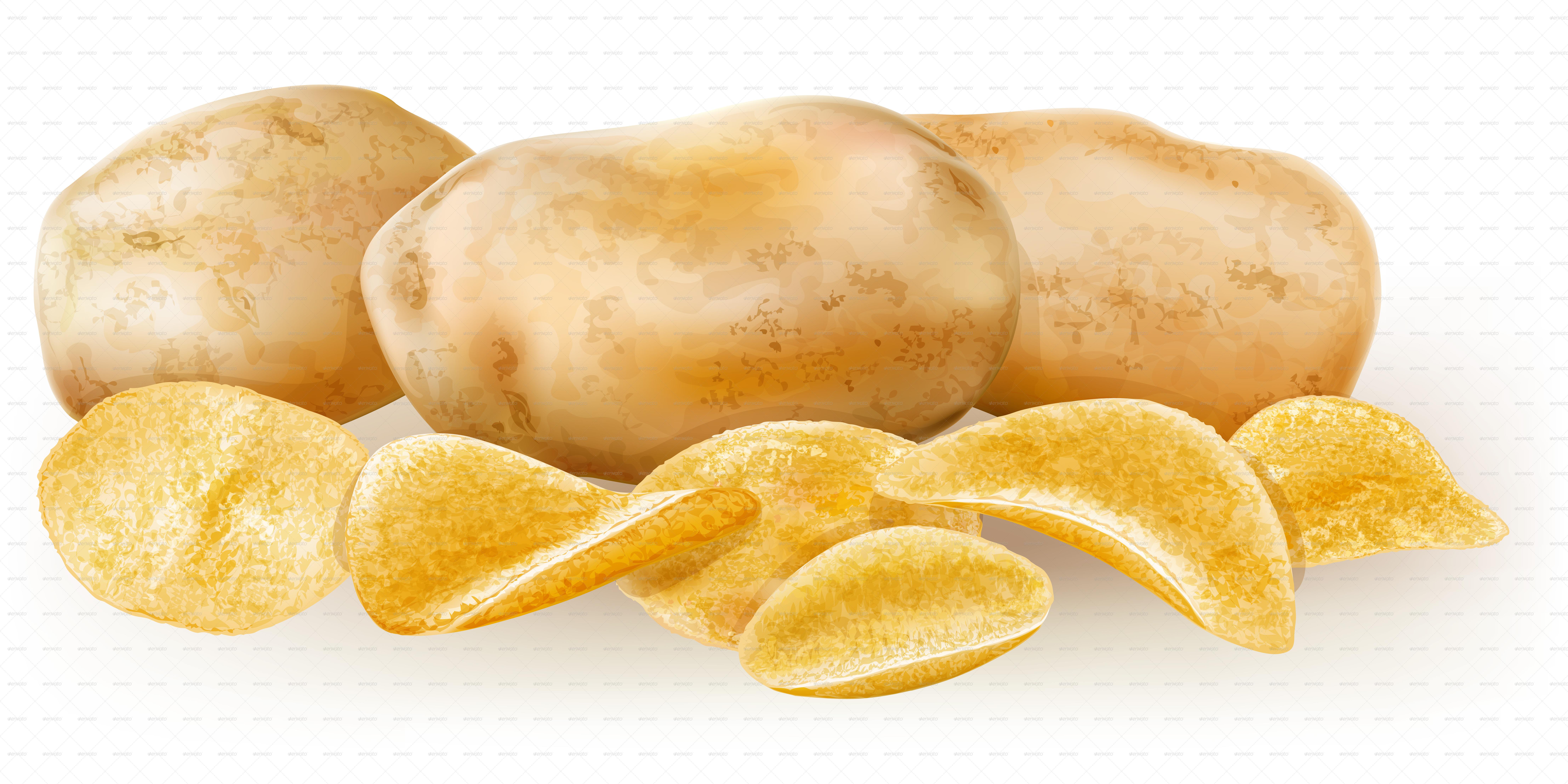 Potato Chips Images Potatos And Potato Chips