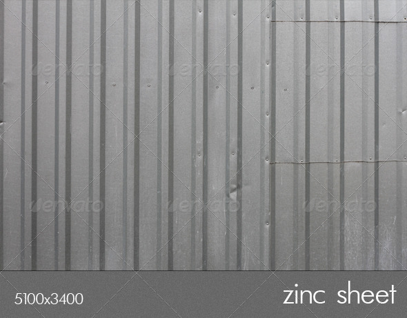 GraphicRiver zinc sheet 6593282