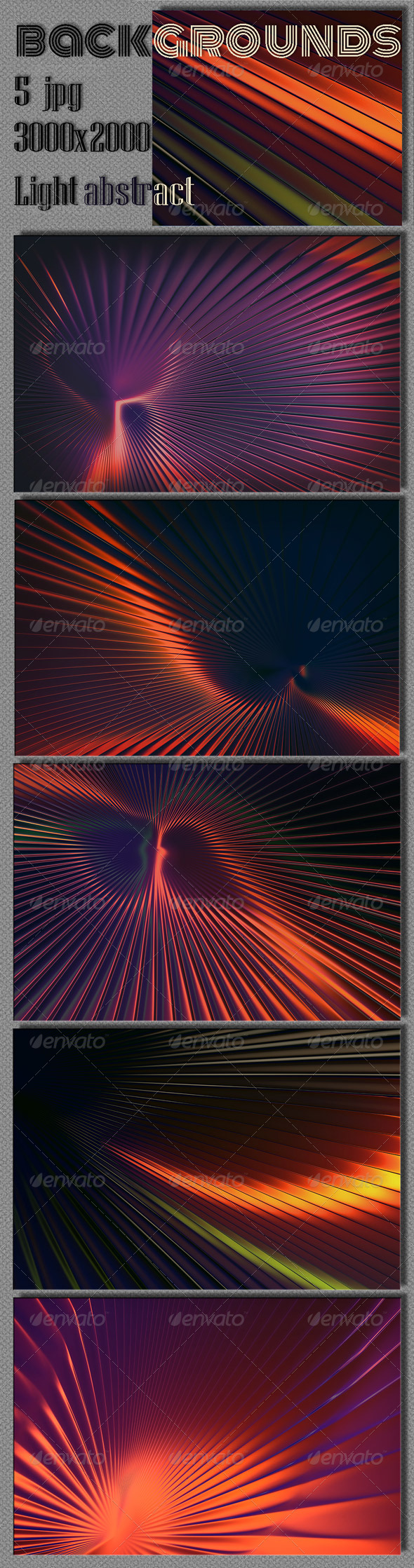 GraphicRiver Light Abstract Background 6593409