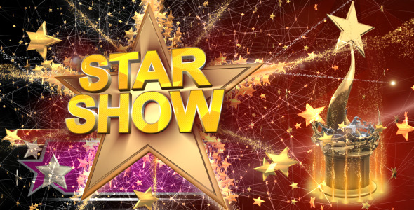 TV Show or Awards Show Package Part 3