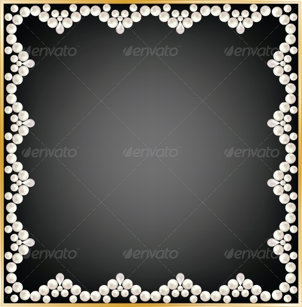 GraphicRiver Pearl Frame 6594464