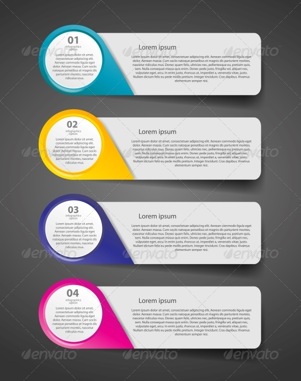 GraphicRiver Infographic Business Template Vector Illustration 6594469